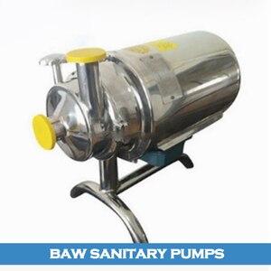 Image 1 - Бесплатная доставка, 3t 220v50hz, санитарный пивной насос из нержавеющей стали