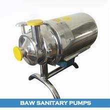 Il trasporto libero 3 t 220v50hz Pompa di Birra In Acciaio Inox Sanitario