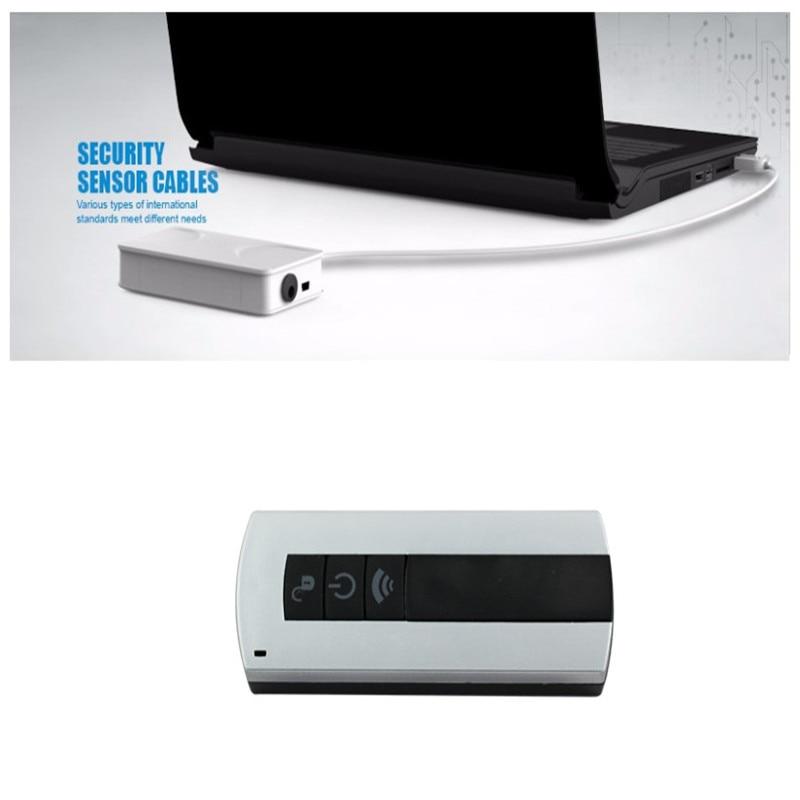 remote control notebook laptop security alarm display system 8 port main host 8 pcs sensor cable koonlung k1s dvr host only k1s main system unit