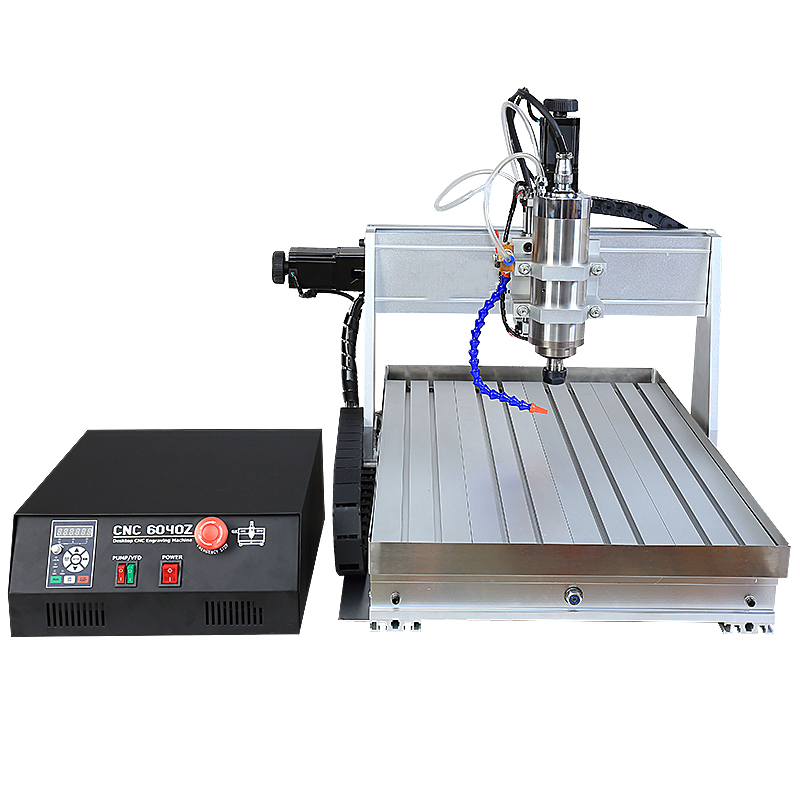 CNC 6040 3 axis with chiller