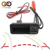 Sinairyu Car Reverse Backup Trajectory Camera for FORD FOCUS 3 Kuga Mondeo Focus Mk3 2011 2012 2013 2014
