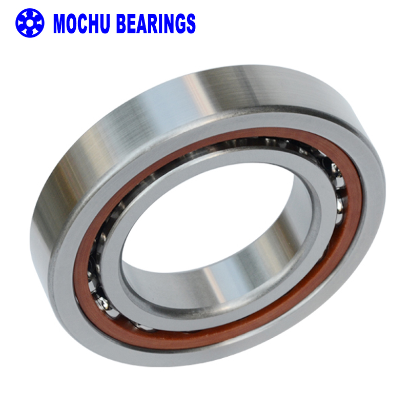 1pcs 71917 71917CD P4 7917 85X120X18 MOCHU Thin-walled Miniature Angular Contact Bearings Speed Spindle Bearings CNC ABEC-7 1pcs 71930 71930cd p4 7930 150x210x28 mochu thin walled miniature angular contact bearings speed spindle bearings cnc abec 7
