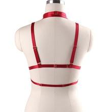 Women's O-Ring Harness Style Bra