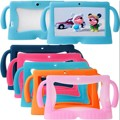 6 Цветов Большие Уши Серии Безопасности Мягкий Силиконовый Гель Обложка Case для Q88 универсальный для 7 Дюймов Дети Дети электронные Книги Tablet PC