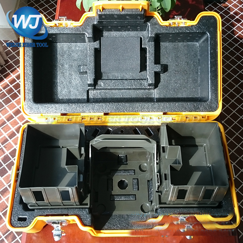 Original Fujikura FSM-80S FSM-70R FSM-70S Fusion Splicer Carrying Case / fiber welding machine package / boxOriginal Fujikura FSM-80S FSM-70R FSM-70S Fusion Splicer Carrying Case / fiber welding machine package / box