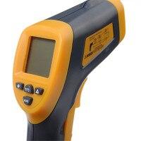 Digitale Infrarood thermometer DT-480 Contactloze Laser Gun Infrarood IR Thermometer LCD Display-42 ~ 480 graden