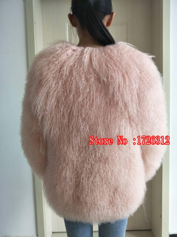 oveja piel Gran chaqueta 32