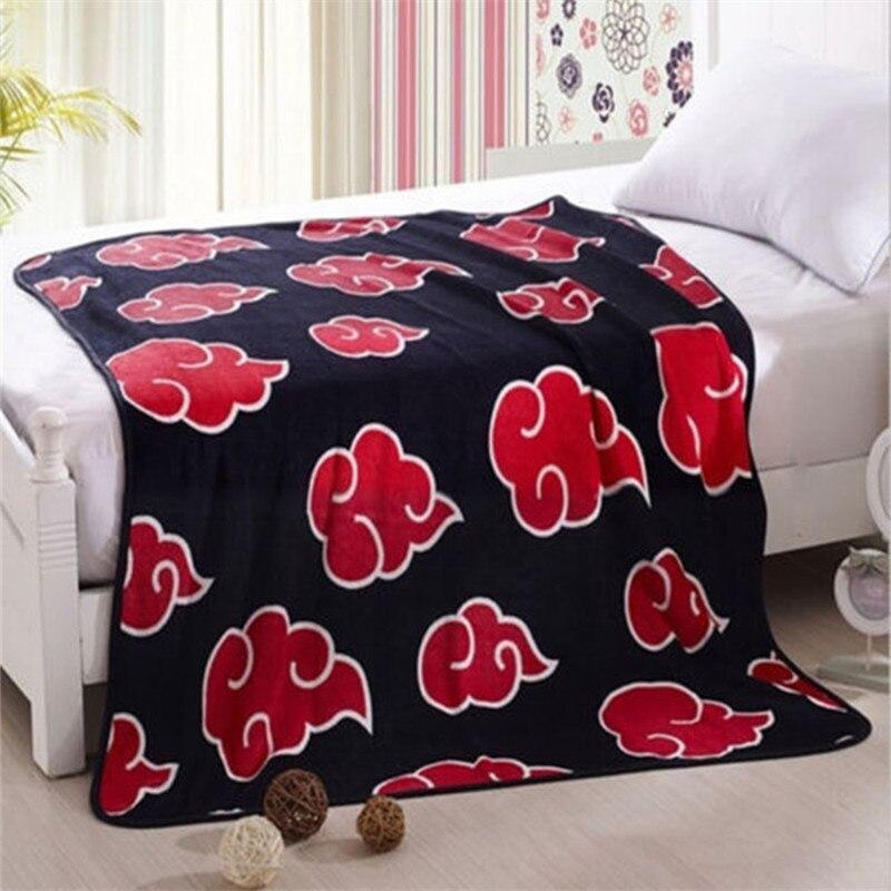 Anime Naruto Uzumaki Travel Blanket/Office Air Conditioner Fleece Cover  Quilt/Throw On Sofa/Comfortable Plane Carpet Manta