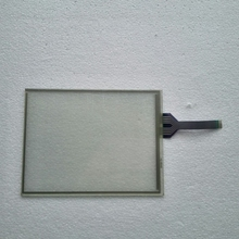 V608CH2 V608CH10 Touch Glass Panel for HMI Panel repair do it yourself New Have in stock