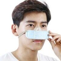 HANRIVER Gaz masque peinture poussière gaz odeur industrielle broyage activé carbone suie d'assurance du travail masque nasal