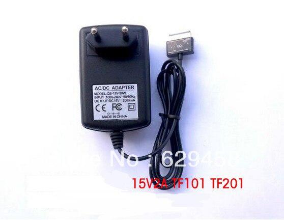 15 V 1.2A AC DC adaptador de carregador para ASUS Eee Pad TF101 TF201 Tablet PC frete grátis