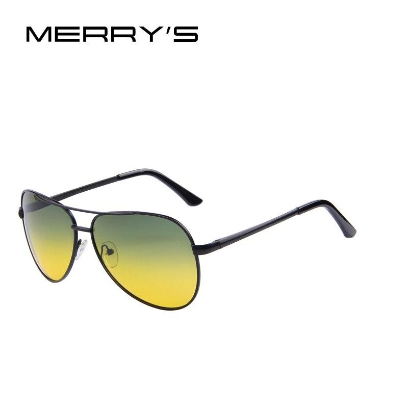 MERRY'in Moda Qütblü Xarici Sürücü Günəş gözlükləri, - Geyim aksesuarları - Fotoqrafiya 3