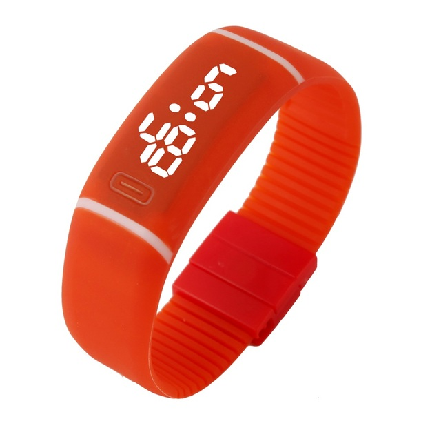 Relojes Hombre 2016 Unisex Watch Men Digital Watch LED Sports Watch Relogio Masculino Montre Femme bracelet Children Women Watch