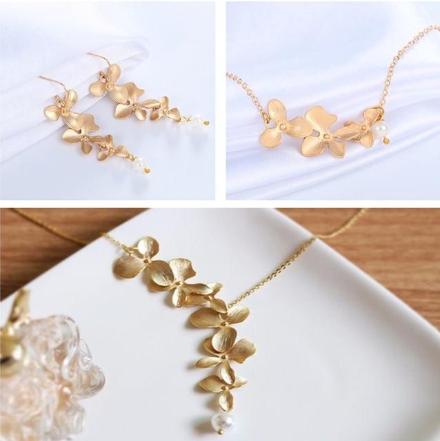 Cute Orchid Lotus Earrings...