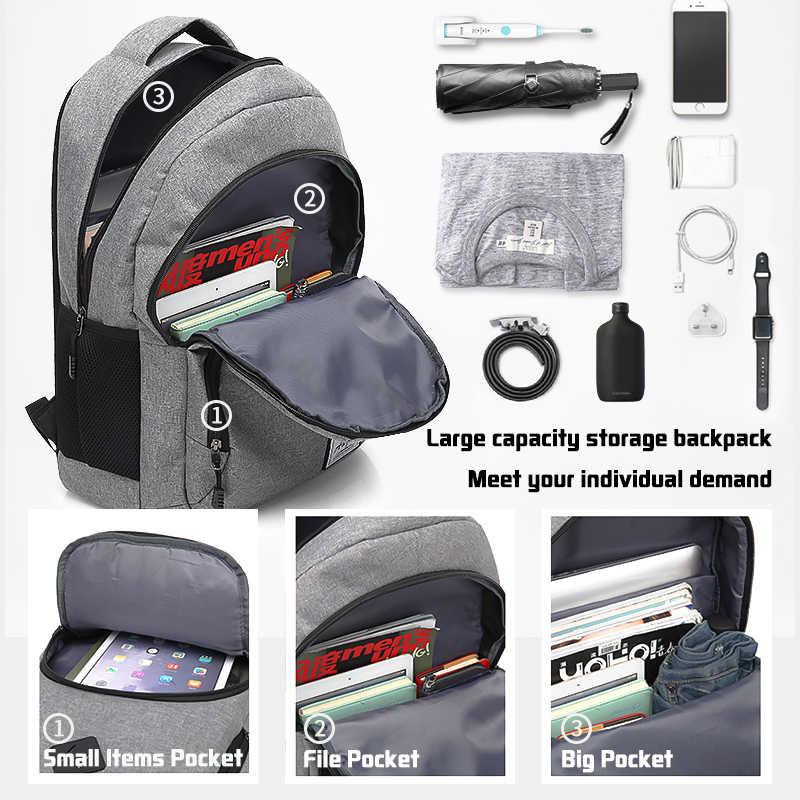 MARKROYAL Многофункциональный студенческий ноутбук рюкзаки usb зарядка Оксфорд рюкзак Водонепроницаемый женский рюкзак унисекс компьютер Mochila