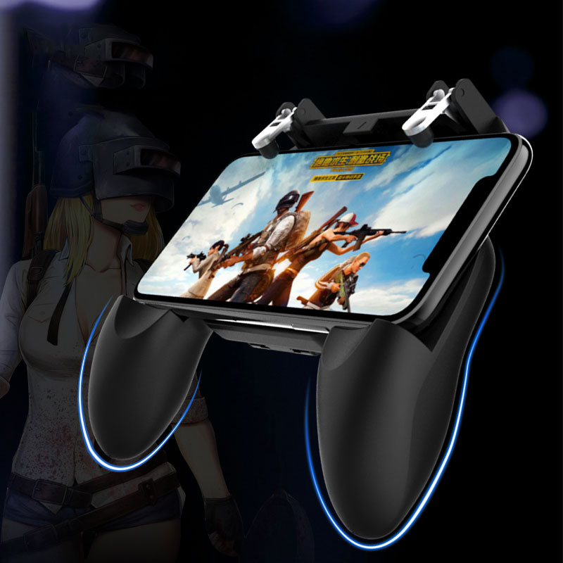 Pubg Mobile Game Controller (4)