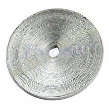 1RollsNew Magnesium Ribbon Teaching Supplies Belt High Purity Lab Chemicals  99.95% 25g