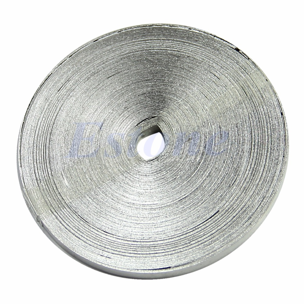 1 Roll Magnesium Ribbon 99.95% High Purity Lab Chemicals Magnesium Belt Teaching Supplies