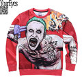 2016 new fashion men/women zombie sweatshirt print the walking dead Christmas 3d sweatshirt streetwear harajuku hooded hoodies