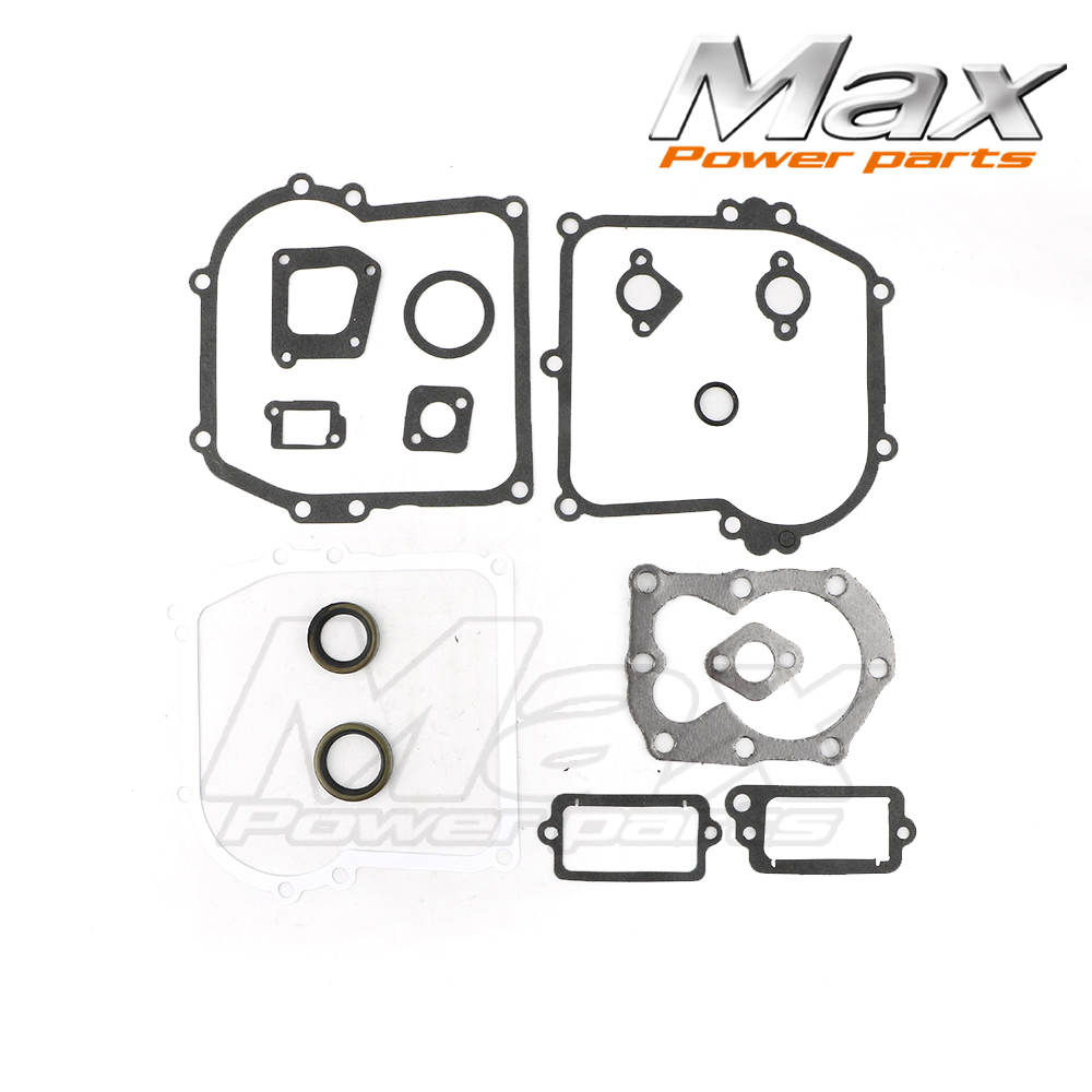 Max New Briggs & Stratton 590777 Engine Gasket Set