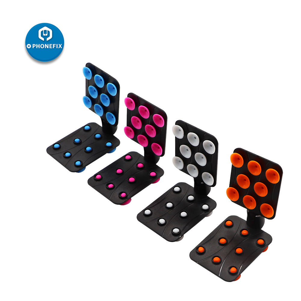 PHONEFIX Mini Portable Assembly Holder Adjustable Mobile Phone Repair Fixed Holder For Cell Phone Battery Motherboard Repair
