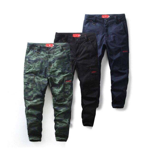 Модные мужские брюки свободные 3 цвета высокого качества Удобная свободные Брюк хлопка М-2XL Анти социальные social club jogger