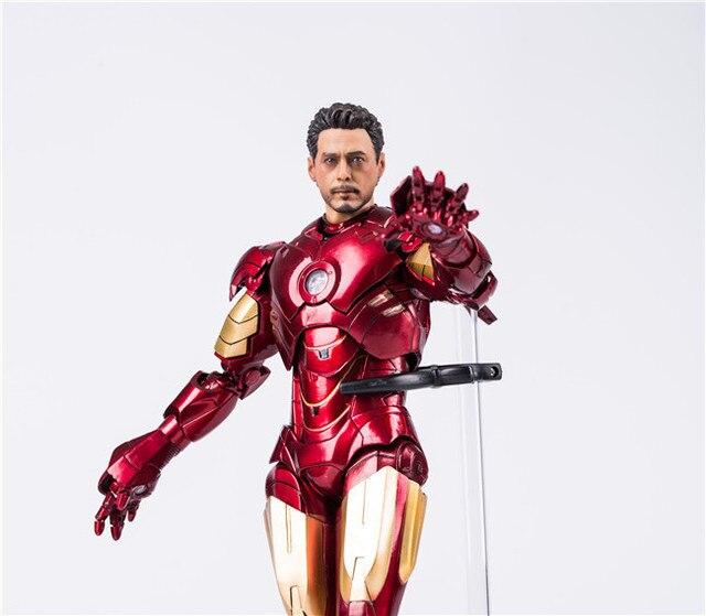 Фигурка коллекционная Железный человек Marvel 28 см ПВХ 3