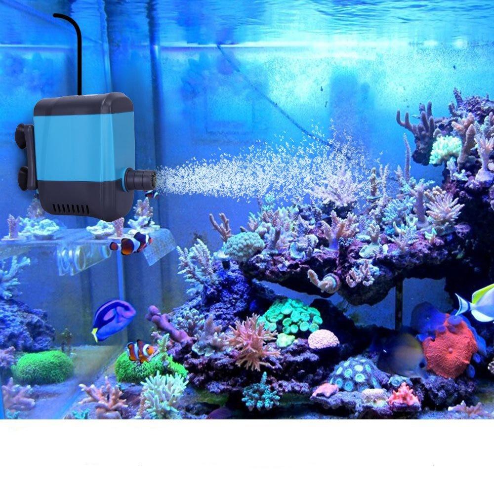 Pumps (water) Fish & Aquariums New Submersible Water Pump Aquarium Marine Fish Tank Aqua Fountain Pond 3000lph