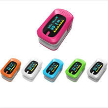 Newest Finger Pulse Oximeter Household Health Monitors Blood Oxygen Saturation Monitor LED Pulse Oximeters Saturator Pulsioximet