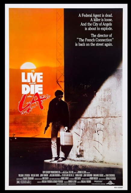 To Live and Die in L.A. (1985) Classic Movie Neo Noir Film Retro Vintage  Poster Canvas Painting DIY Wall Paper Home Decor Gift|vintage poster|poster  vintageposter retro vintage - AliExpress