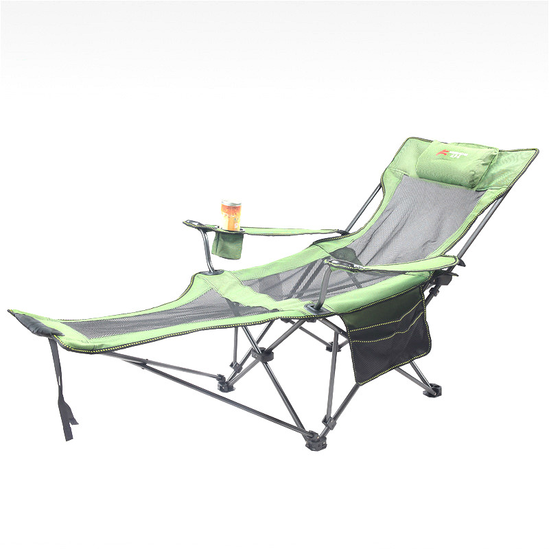 X04 Outdoor folding recliner portable back fishing chair wild camping beach stool stainless steel folding chair Travel Seat bamboo bamboo portable folding stool have small bench wooden fishing outdoor folding stool campstool train