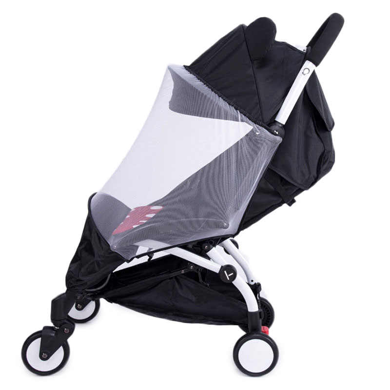Akcesoria dla wózków dziecięcych moskitiera owad tarcza netto dla Babyzen Yoyo + Yoya Baby Throne Babytime wózek siatkowy do wózka