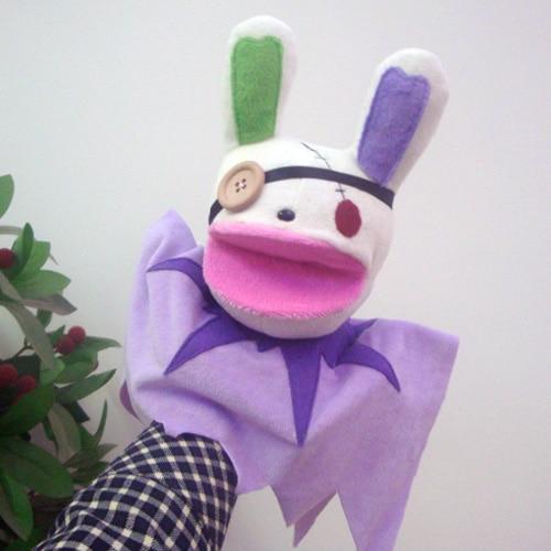 요시노 해적 토끼 코스프레 캐릭터 애니메이션 봉제 - 캐릭터의상