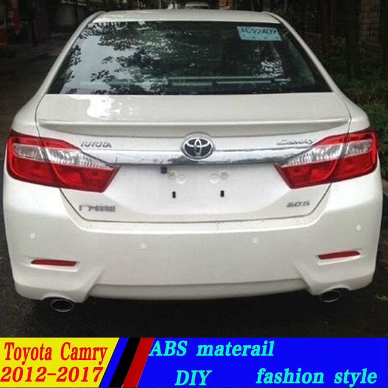Use For Toyota Camry Spoiler 2012 2017 Modelcamry Lip