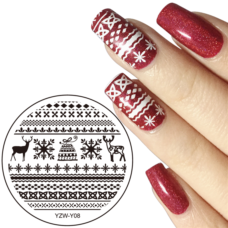 Hot Sale Fashion Color False Nail Art Bow And Heart Printed Fake Nails Full Cover Lovely Stamping Nail Tip Free Shipping Clearance Price Beauty & Health Nails Art & Tools
