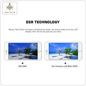 Image 5 - Miễn phí Vận Chuyển AAA Chất Lượng 100% Làm Việc Tốt Màn Hình Cảm Ứng LCD Kính Bộ Số Hóa Màn Hình Cho iPhone 6 S Plus có bộ dụng cụ