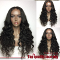 Synthetic Lace Front Wig With Baby Hair lace front wig Loose Curly Synthetic Lace Front Wig Natural Hailine For Black Women
