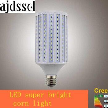 LED corn light Super Bright LED Lamp E27 E40 40W 50W 60W 80W 110V/220V Lampada Corn Bulbs Pendant Lighting Chandelier Spotlight фото