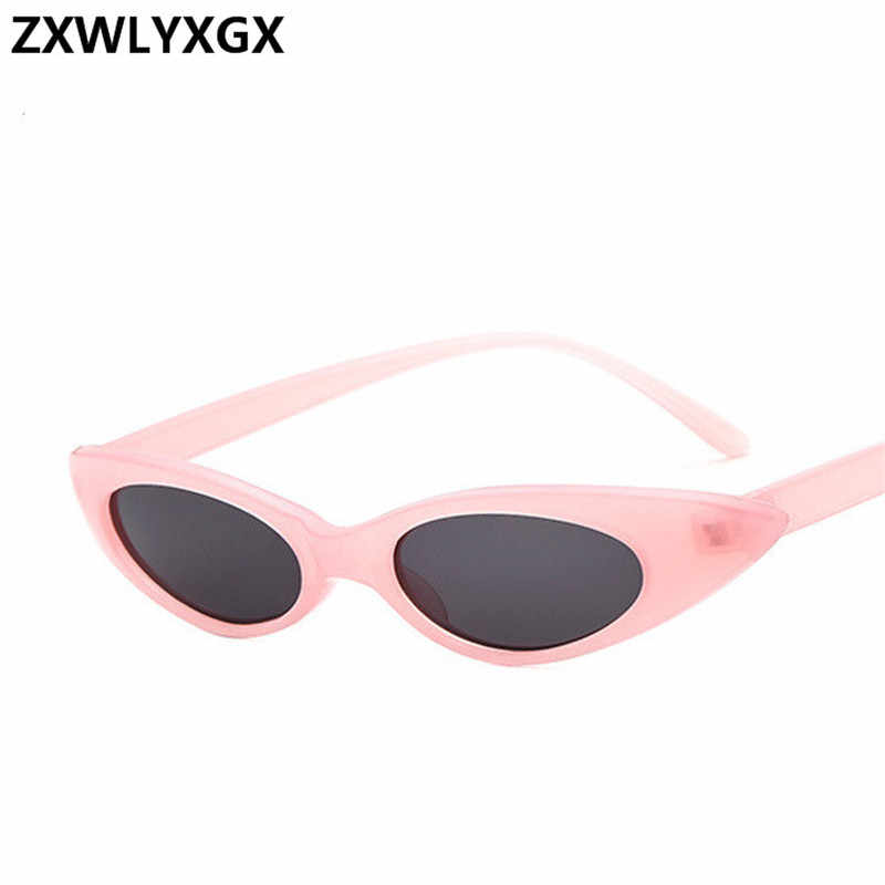 311e03c72ae3b ... Vintage Sunglasses Women Brand Designer Cute Sexy Cat eye Eyewear Retro  Sunglass Female Oculos de sol ...