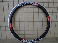 1 Sztuk Nowy czerwony 700C 50mm clincher felgi szosowe 3 K UD 12 K carbon fiber rowerów zestawy kołowe obręczy z powierzchni hamowania stop Darmo statek