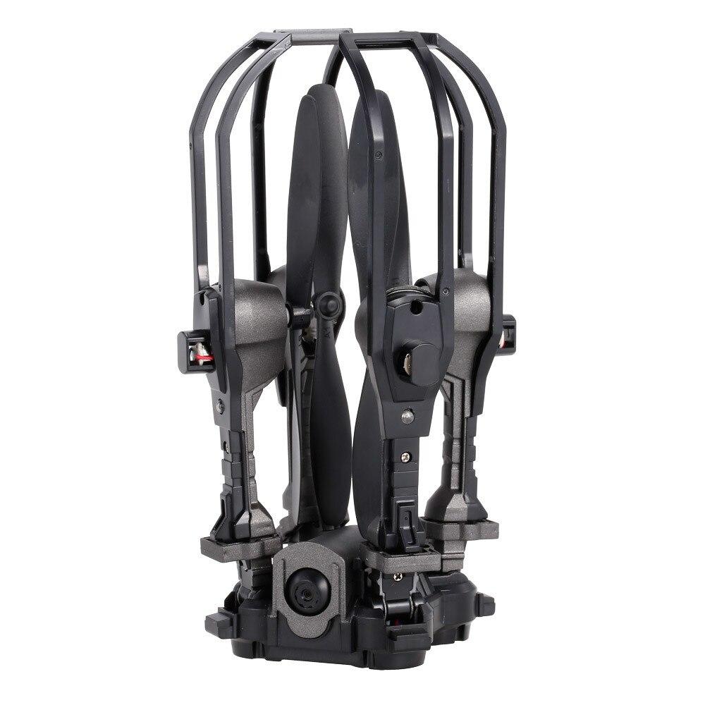 Yizhan iDrone I5HW деформационные Дроны с камерой складной Дрон Радиоуправляемый вертолет радиоуправляемые игрушки для селфи Дрон мини Дрон - 4