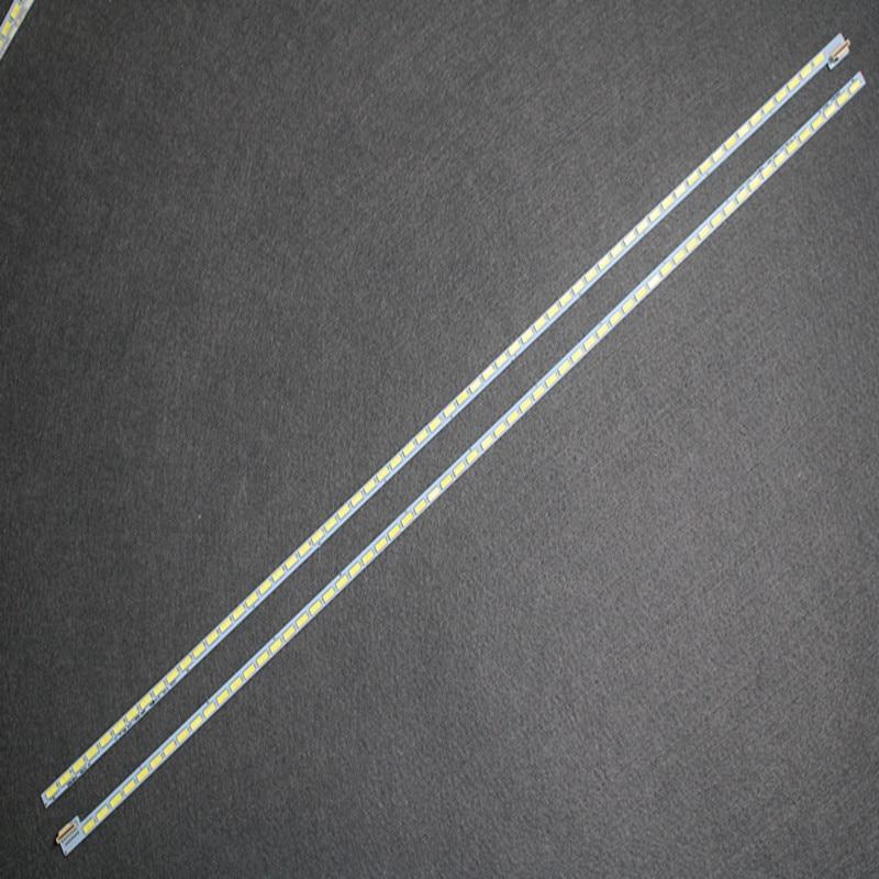 10PCS Original Brand New LED Backlight Lamp Strip 60leds 531mm For LG 42 Inch TV LE42A70W 6922L 0016A 6916L 0912A 6920L 0001C