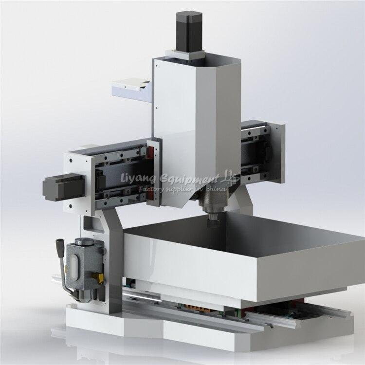 DIY LY 4040 полный алюминий гравировальный станок с ЧПУ 3 оси 4 1.5KW 2.2KW 3.5KW поддержка обновления до servo двигатель