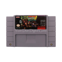 Nintendo SFC SNES Video Game Cartridge Console Card Donkey Kong Country 2 Diddy S Kong Quest