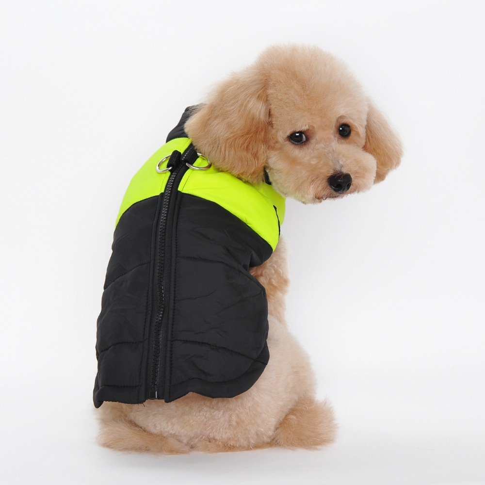 Waterproof Pet Dog Puppy Vest Jacket Dog Clothes Coat For Small Medium Large Dogs Chihuahua Warm Winte Clothing r 4 Colors S-4XL