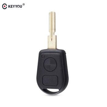 Case chiave per BMW E31 E32 E34 E36 E38 E39 E46 Z3 Replacement Car Key Shell
