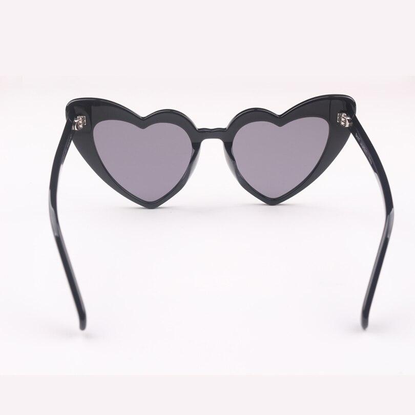 Hohe Geformt Sonnenbrille Qualität Herz Mode Neue Frauen YxwYnZqrS