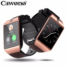 Cawono Bluetooth DZ09 Smart Watch Relogio Android Smartwatch Phone Call SIM TF Camera for IOS iPhone