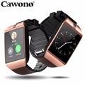 Cawono Bluetooth DZ09 חכם שעון Relogio אנדרואיד Smartwatch שיחת טלפון ה-SIM TF מצלמה עבור IOS iPhone סמסונג HUAWEI VS Y1 q18