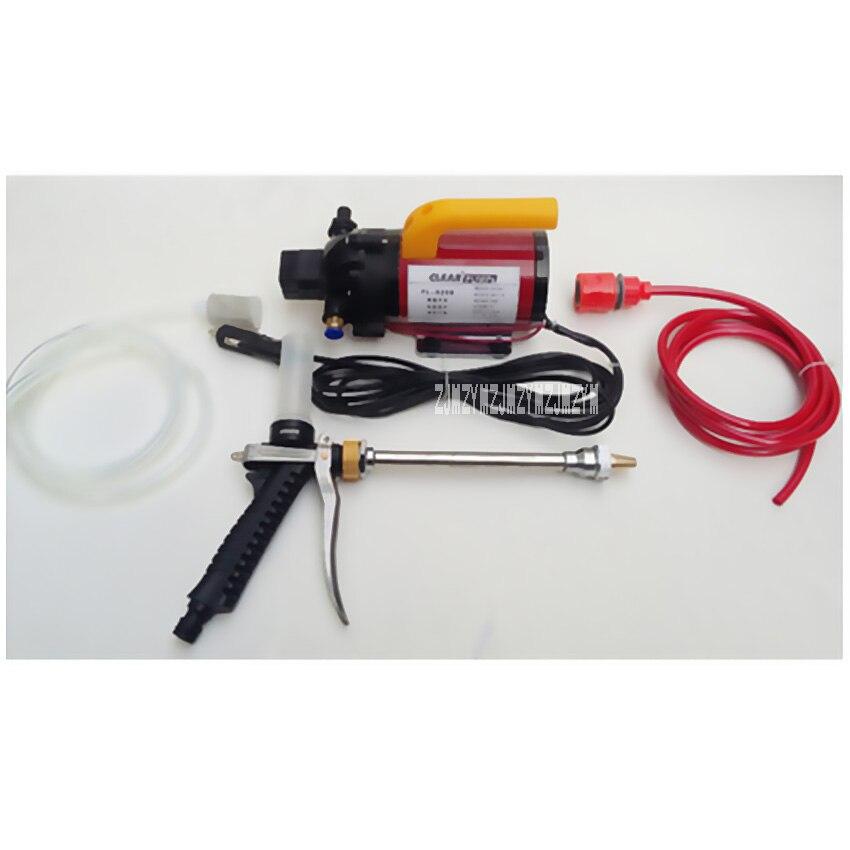 New Arrival Household High - pressure Pump Car Portable Car Washing Machine FL-8028 12V 120W Electric Car Washer 15L 120W 1.3MPA  цены